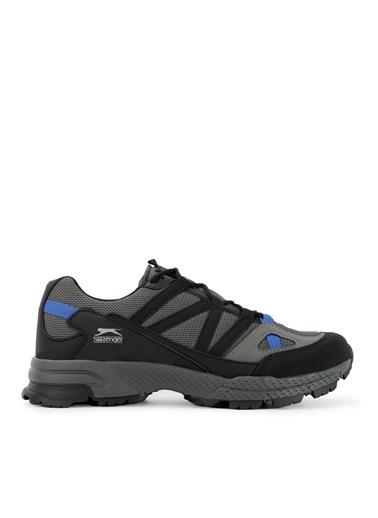 Slazenger Slazenger ARASTA Yürüyüş Erkek Ayakkabı K. Antrasit